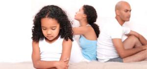 terapia para niños de padres divorciados