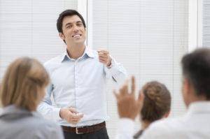 Cursos y conferencias empresariales